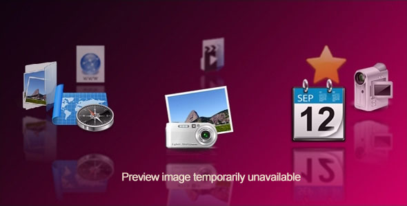 After Effects Project - VideoHive Hazard Sign 3D 54397